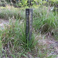 関ヶ原合戦 岡山本陣跡(勝山。大垣市)第4102部隊高射砲陣地跡