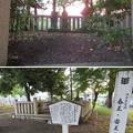 Photos: 春王・安王の墓(不破郡垂井町)