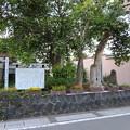 垂井宿(不破郡垂井町)長屋氏屋敷跡
