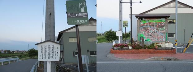 垂井宿(不破郡垂井町)東見付