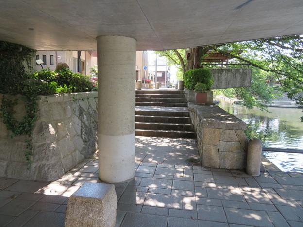 水門川遊歩道四季の路(大垣市)