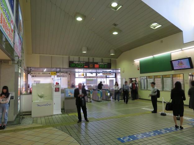 大垣駅改札外(岐阜県)