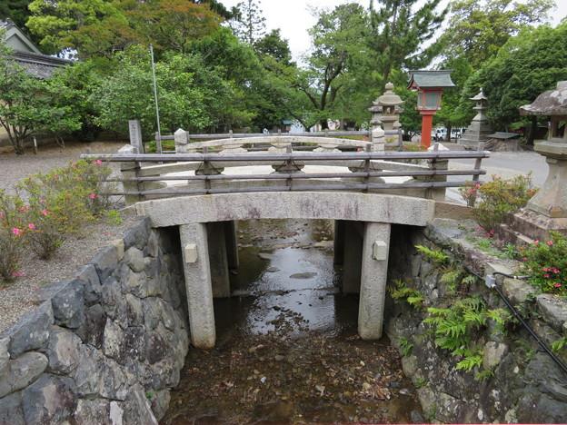 南宮大社(垂井町)下向橋