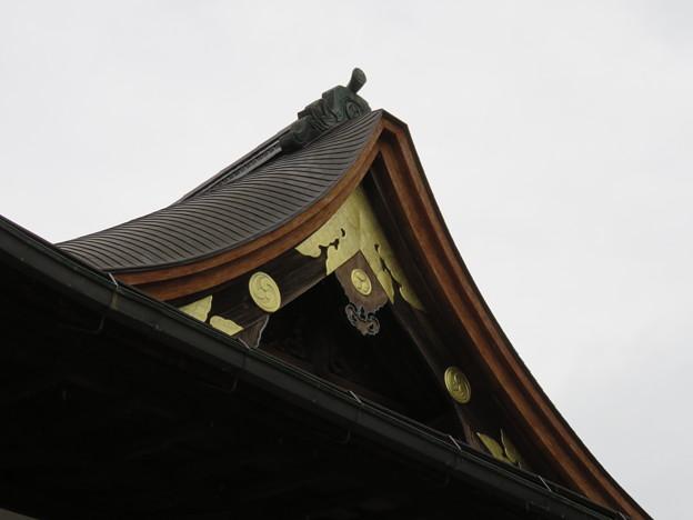 南宮大社(垂井町)勅使殿