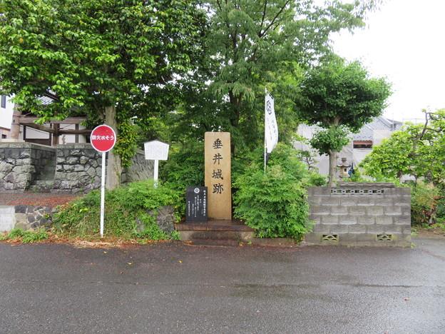 専精寺/垂井城(岐阜県不破郡)