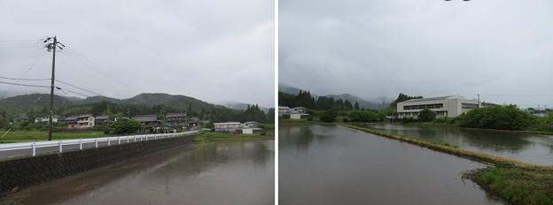 Photos: 竹中氏陣屋(岩手陣屋・岩手城。岐阜県不破郡)西