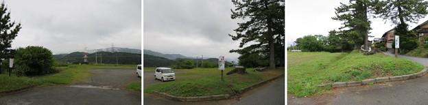 関ヶ原合戦 山内一豊陣跡(関ケ原町)