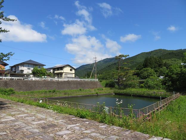 関ヶ原合戦 細川忠興陣跡(関ケ原町)