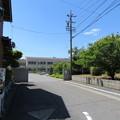 写真: 関ヶ原合戦 藤堂高虎・京極高知陣跡(関ケ原町)