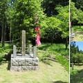 Photos: 関ヶ原合戦 脇坂安治陣跡(関ケ原町)