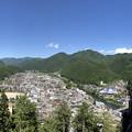 Photos: 郡上八幡城(郡上市)模擬天守より