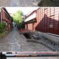 Photos: 清流と名水の城下町 郡上八幡(岐阜県郡上市)新町 やなか水のこまち