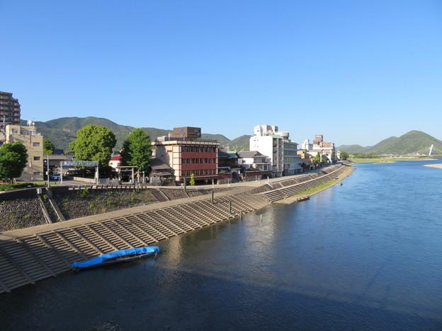 長良橋(岐阜市)北寄り