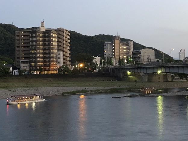 長良川鵜飼(岐阜市)