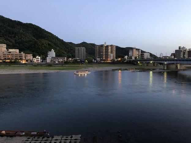 写真: 長良川鵜飼(岐阜市)