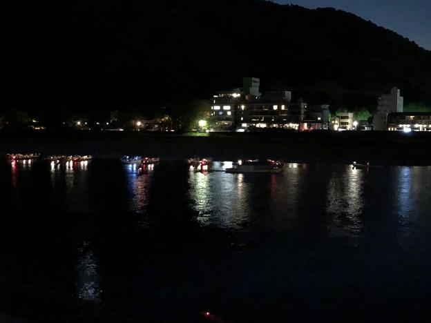 Photos: 長良川鵜飼(岐阜市)