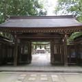 Photos: 雄山神社 前立社殿(立山町岩峅寺1)東神門