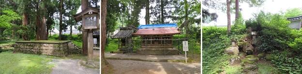 雄山神社 中宮祈願殿(立山町芦峅寺2)