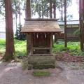 雄山神社 中宮祈願殿(立山町芦峅寺2)稲荷社