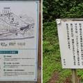 松倉城(魚津市)