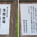 Photos: 生地台場(黒部市)
