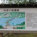 富山城(富山市)舟橋跡