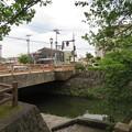 Photos: 富山城(富山市)舟橋跡