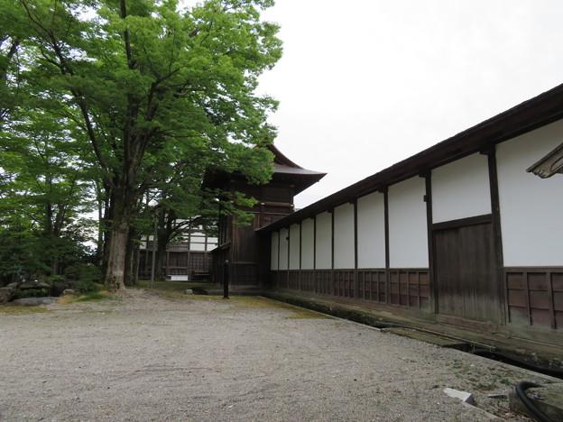 瑞龍寺(高岡市関本町)鐘楼・大庫裏