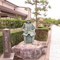 瑞龍寺(高岡市関本町)八丁道・前田利長像
