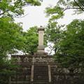 瑞龍寺(高岡市関本町)前田利長墓所