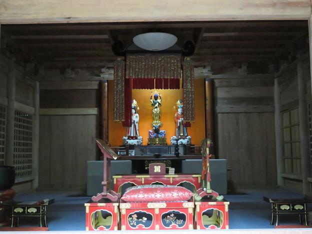 妙成寺(羽咋市)三光堂