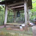 山の寺寺院群 本行寺(七尾市)鐘楼