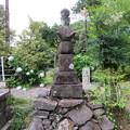 山の寺寺院群 本行寺(七尾市)堀主馬墓