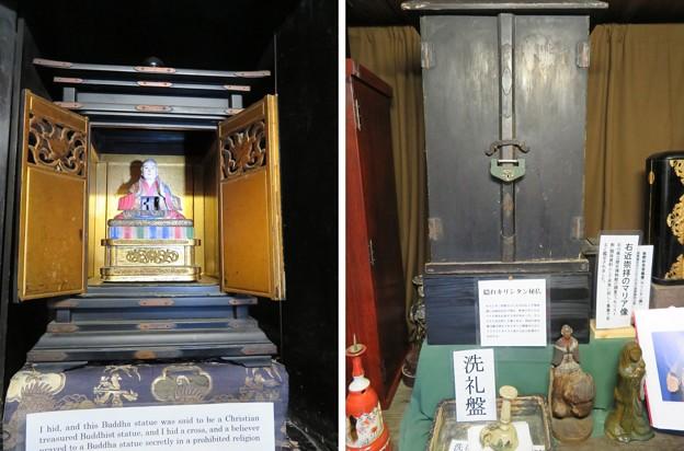 山の寺寺院群 本行寺(七尾市)菊姫枕仏