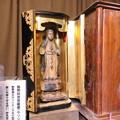 山の寺寺院群 本行寺(七尾市)マリア像