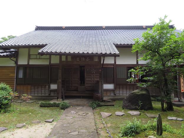 山の寺寺院群 長齢寺(七尾市)本堂