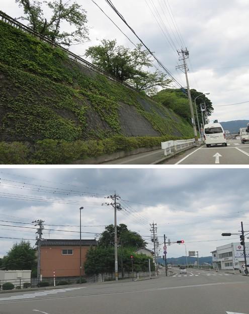 小丸山城(七尾市営 小丸山城址公園)天性丸