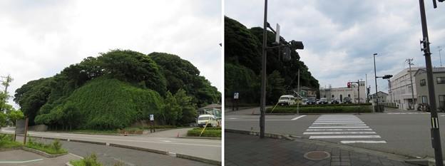 小丸山城(七尾市営 小丸山城址公園)