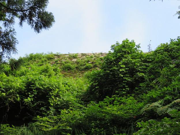七尾城(石川県)本丸