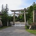 写真: 高瀬神社(南砺市)