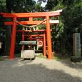 写真: 高瀬神社(南砺市)高瀬稲荷社