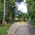 井波城(南砺市)二の丸桝形
