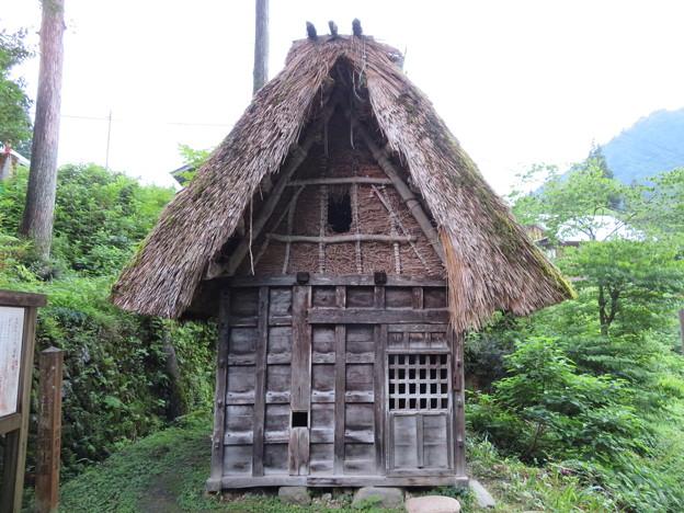 加賀藩流刑地(南砺市)