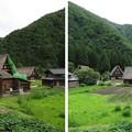 Photos: 菅沼合掌造り集落(南砺市菅沼)