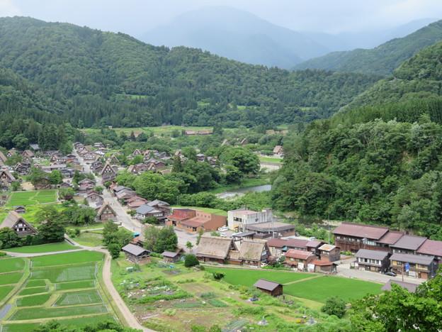 白川郷 天守展望台(白川村)