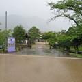 神岡城(飛騨市)外堀