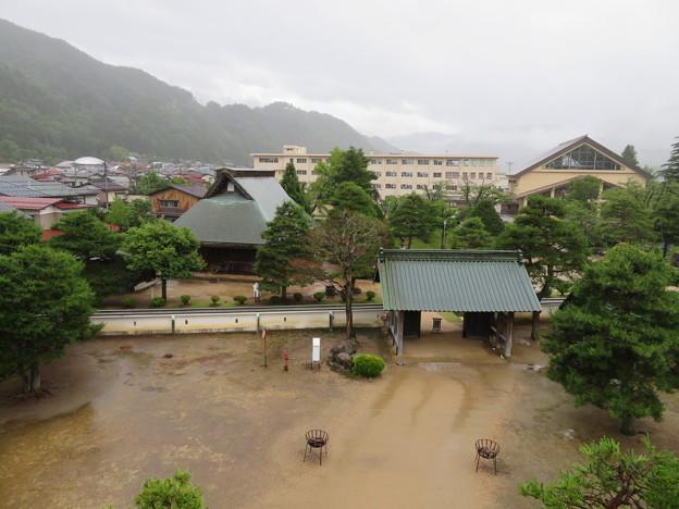 神岡城(飛騨市)より南東