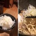写真: 焼きあご煮干ラーメン きち(足立区竹ノ塚)