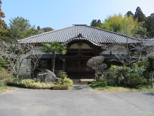 写真: 大林寺(長生郡長南町)本堂