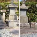 写真: 大林寺(長生郡長南町)庁南武田氏墓所